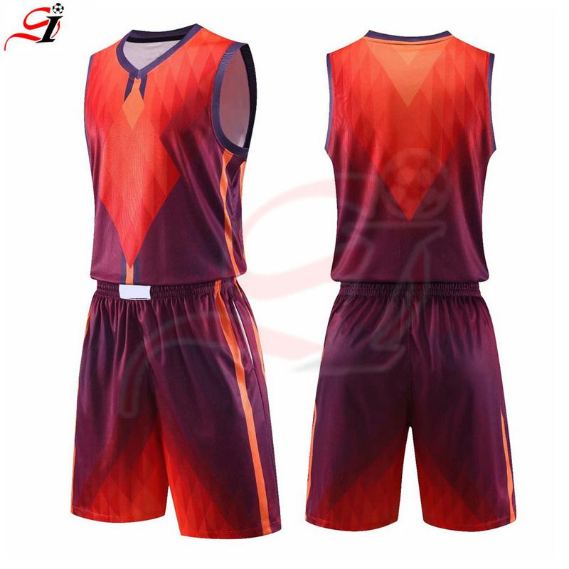 Basket Ball Uniforms